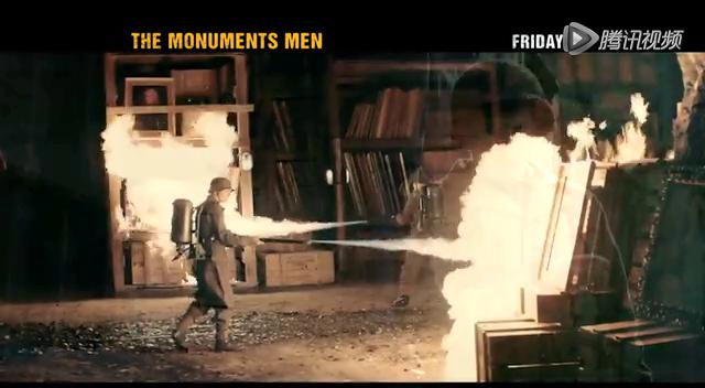《古迹卫士》超级碗预告 马特·达蒙与克鲁尼飙戏截图