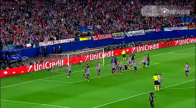 全场集锦:马德里竞技0-0切尔西 切赫特里先后伤退截图