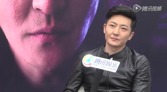 专访《暗黑者2》主演   郭京飞:会加倍擦粉底截图