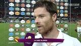 视频:卡西女友采访阿隆索 进球功臣难掩喜悦