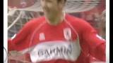视频:英超经典赛事回顾 米德尔斯堡8-1曼城