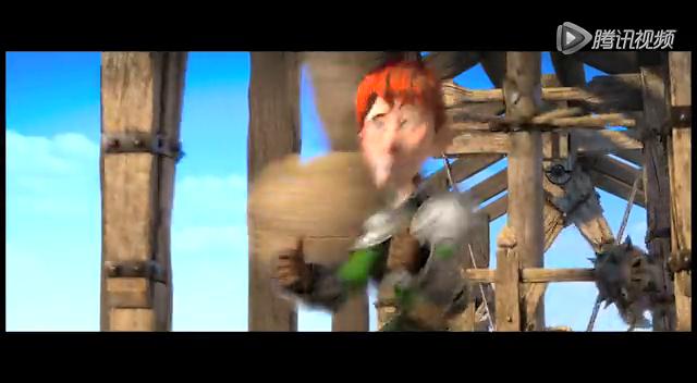 《驯龙骑士》30秒欢乐版预告片截图
