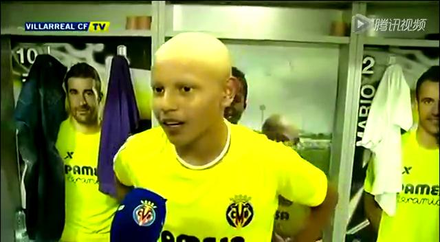13岁癌症患者圆梦 西甲出战回旋破门截图