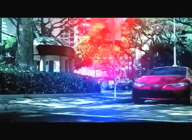 丰田NS4混动概念车最新视频抢先看截图