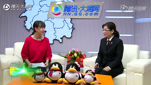 王东晖解读省检察院工作报告截图