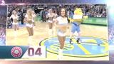 视频:吉祥物赛季五佳镜头 集体大秀舞技