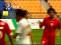东亚运女足:中国女足首战一球不敌朝鲜