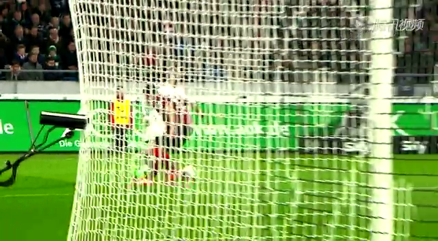 全场集锦:汉诺威0-4拜仁 穆勒两球曼朱破门截图