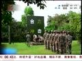 南京军区汽车兵驾驶车辆飞越断桥