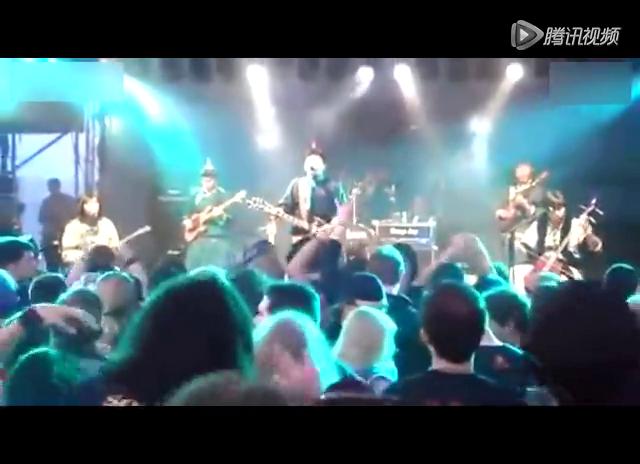 杭盖乐队《希格希日》Live@德国截图