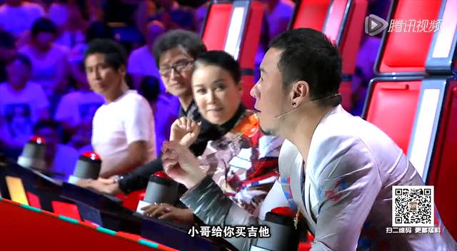 """那英""""嫌弃""""杨坤:台湾有人认识你吗截图"""