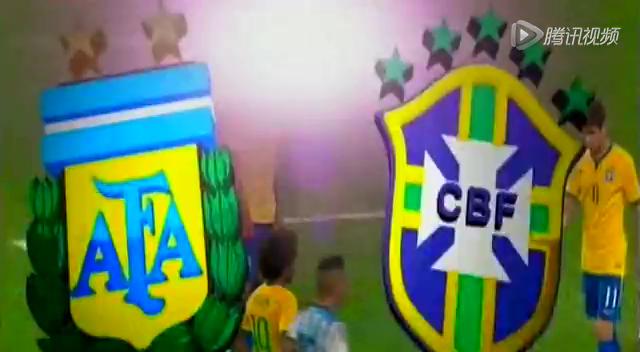 【射门】迪马利亚突破被铲倒 梅西点球被扑出截图