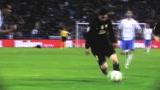 视频:梅西桑切斯完美配合 巴萨上演逆转好戏