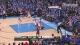 视频:总决赛Ⅰ 韦德强攻篮下上演霸王硬上弓