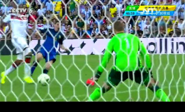 【阿根廷集锦】德国1-0阿根廷 饮恨决赛屈居亚军截图