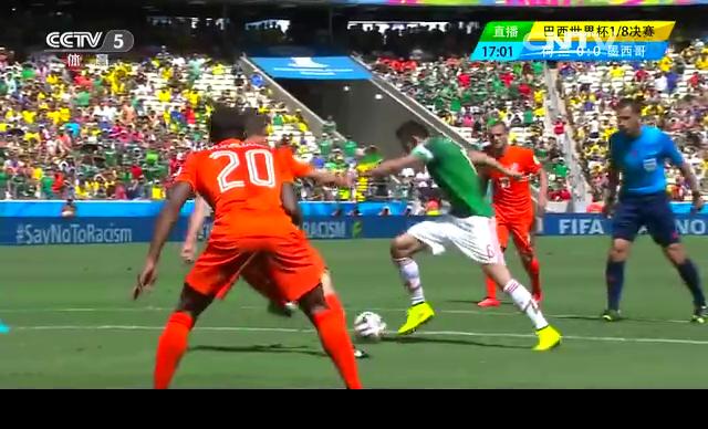【墨西哥集锦】荷兰2-1墨西哥 进攻犀利惨遭逆转截图