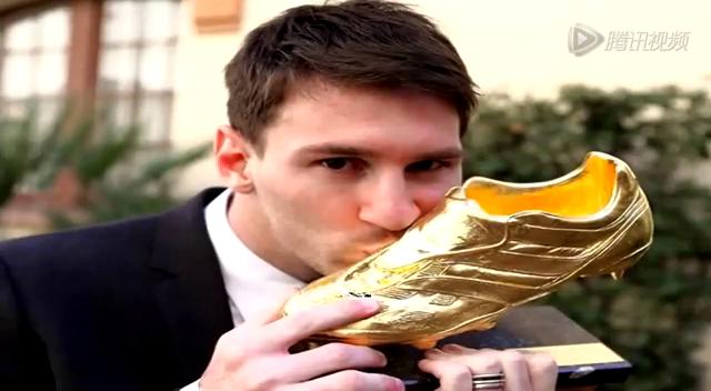 从懵懂走向巅峰——敬以足球之子梅西27岁生日截图