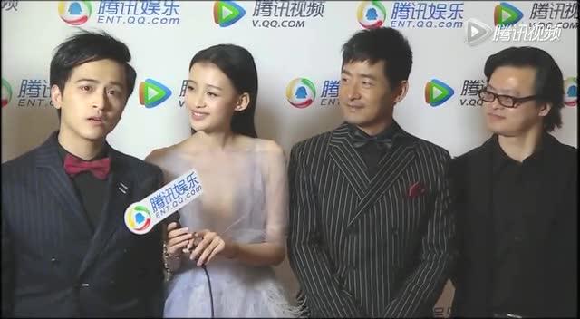 北京电影节腾讯独家采访 郭晓东与小萝莉生情愫截图