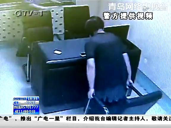 相关视频:实拍男子男扮女装卖淫被抓截图