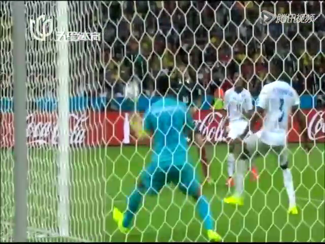巴西世界杯十大球星截图