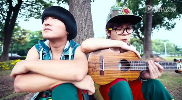 蘑菇兄弟《大朋友小朋友》MV首发 好声音出镜力挺
