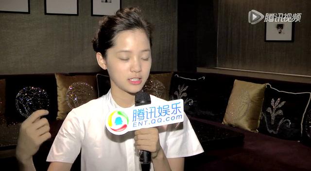 《破风》专访欧阳娜娜截图