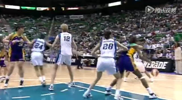wnba扣篮 视频-莱斯利十佳球 WNBA历史扣篮第一人