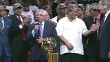 视频:热火狂飙14记三分 追平总决赛三分纪录