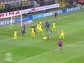 进球视频:卡萨诺右侧角球 拉诺齐亚头球建功