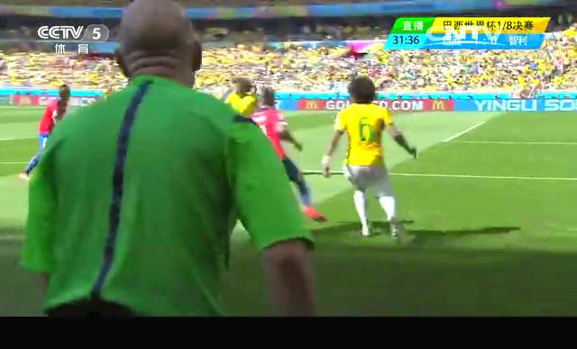 【巴西集锦】巴西4-3智利 塞萨尔神扑救助晋级截图