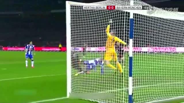 【集锦】拜仁1-0柏林赫塔 罗本世界波绝杀截图