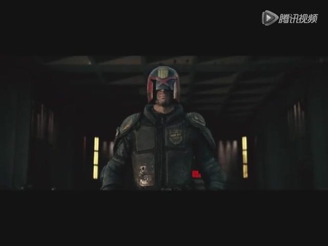 《特警判官》3D前导预告截图