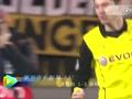 全场集锦:泽尼特2-4多特蒙德 罗伊斯传射莱万两球