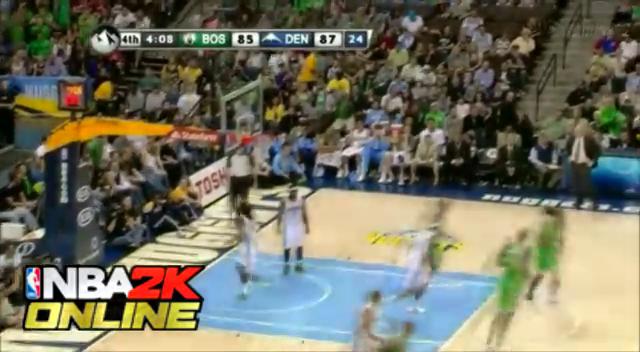 NBA2KOL表格真理技:招牌后撤步比赛销魂必杀乒乓球投篮循环球星图片