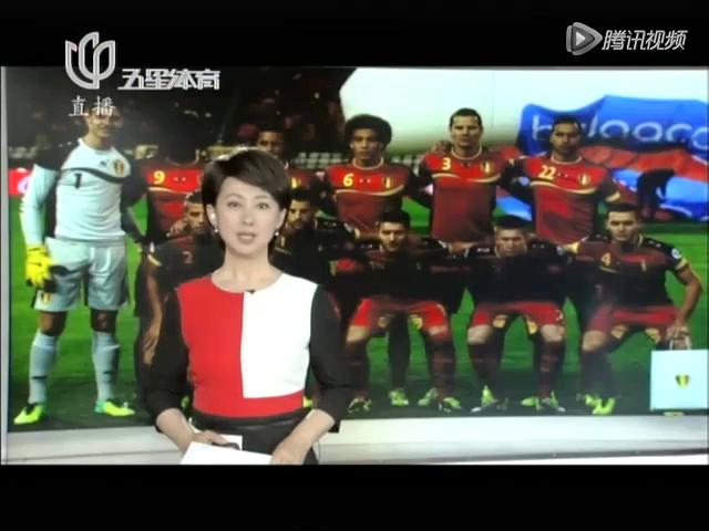 比利时公布巴西世界杯24人名单截图
