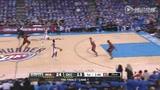 视频:总决赛Ⅰ 杜兰特封盖韦德哈登狂砍3分