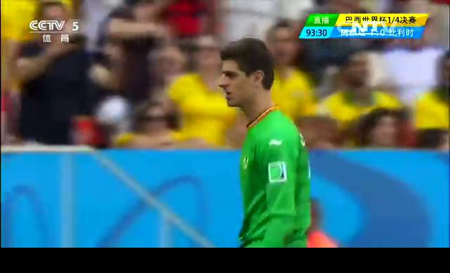 【扑救】阿根廷补时阶段再进攻 库尔图瓦零封梅西截图