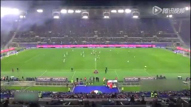 【集锦】拉齐奥0-3尤文 野兽建功博格巴两球截图