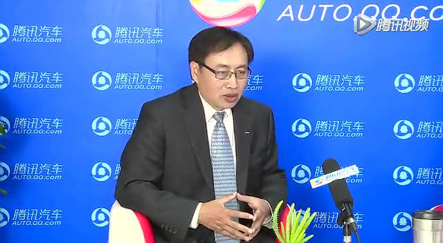 奇瑞汽车副总经理陈安宁截图