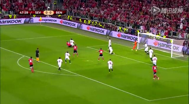 全场集锦:塞维利亚点球4-2本菲卡 门将神勇扑出2点球截图