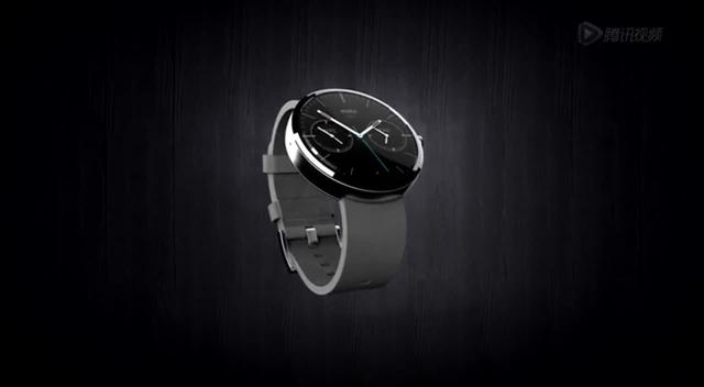 摩托罗拉将推出Moto 360智能手表截图