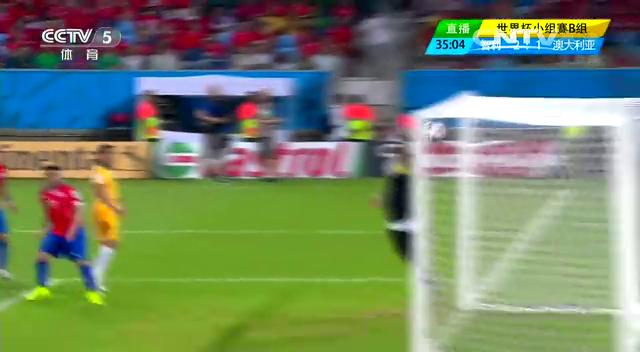 全场集锦:智利3-1澳大利亚 桑切斯一传一射截图
