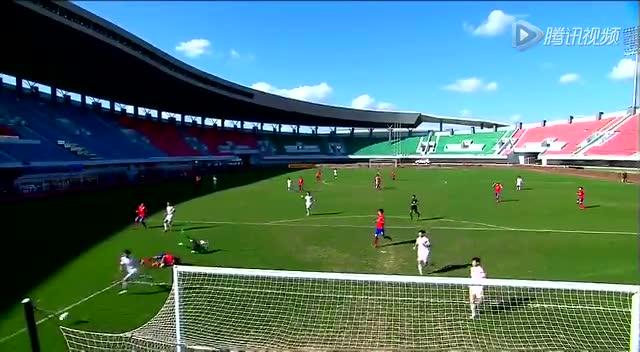 【集锦】国少0-4负韩国 后防频出漏洞无缘亚少赛正赛截图
