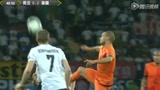 视频:荷兰真魂斯内德 全场飞奔发动橙色风车