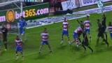 进球视频:C罗抢位造点球 亲自主罚一蹴而就