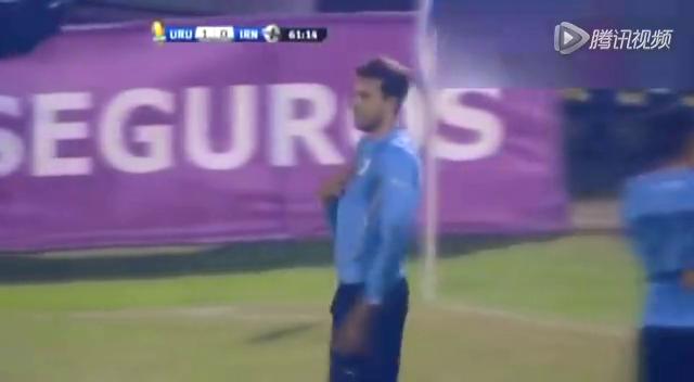 全场集锦:乌拉圭1-0北爱尔兰 苏神缺席替补建功截图