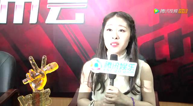 冠军专访:张碧晨坦然面对质疑 直言帕尔哈提是心中冠军截图