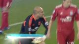 进球视频:拉米雷斯幸运触球 为蓝军扳回一城