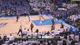 视频:总决赛Ⅱ 皇帝单挑帕金斯破防打板上篮