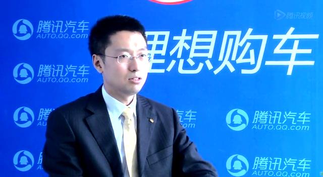专访北京汽车销售有限公司副总经理-樊京涛截图